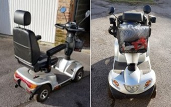 scooter handicapé occasion