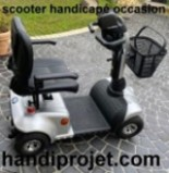 scooter handicapé d'occasion